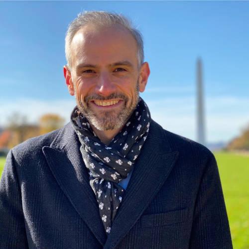 Jason Crislip, Director of Training and Instructional Design for Framework team