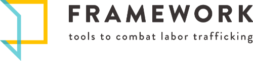 full color logo for Framework - Tools to Combat Labor Trafficking
